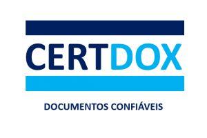 CERTDOX DOCUMENTOS CONFIÁVEIS