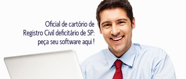 CARTÓRIOS DEFICITÁRIOS: portal de informações e pedido!
