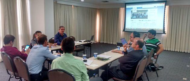 Em primeira reuni�o de 2016, assembleia discute Campanha Institucional